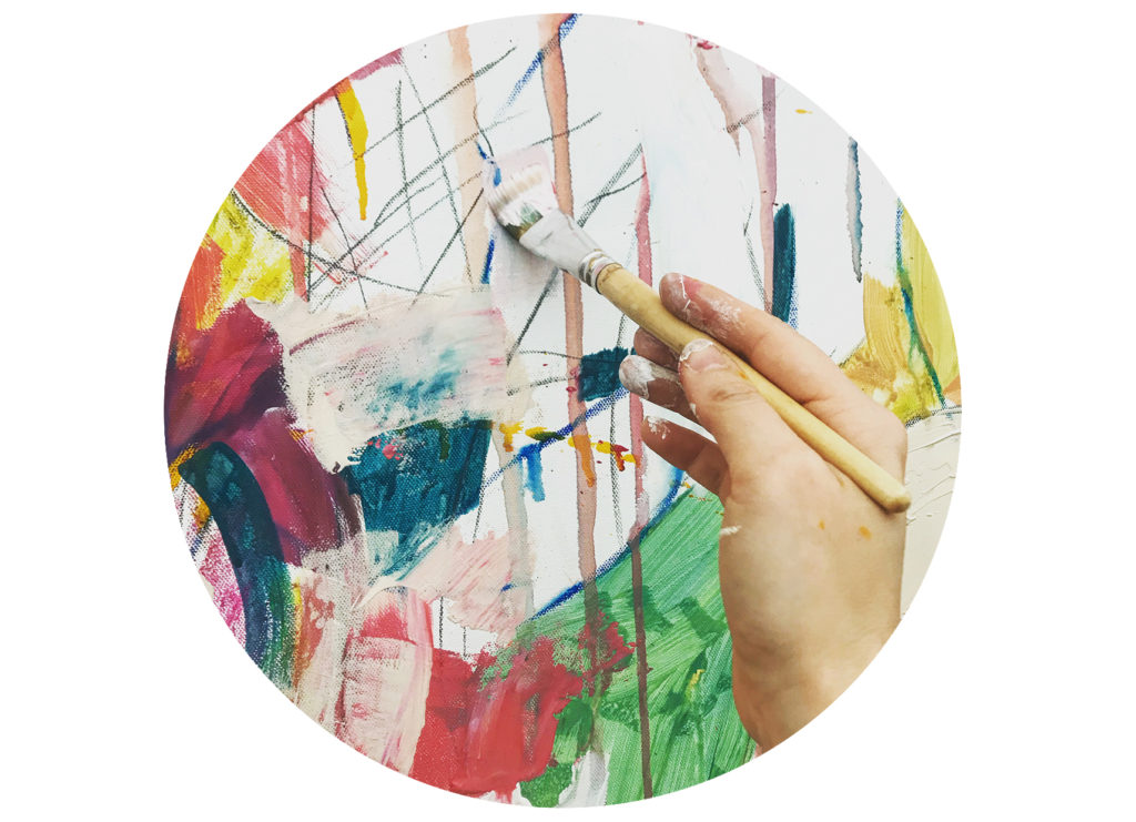 Intermodal Expressive Arts Therapy is an art-based practice combining therapeutic approaches with the creative process. In the Expressive Arts settings, different art forms come into play.
